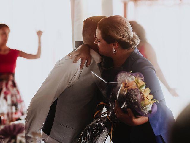 La boda de Nathanael y Evelin en Arucas, Las Palmas 67