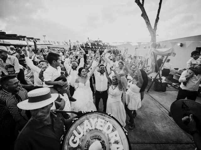 La boda de Nathanael y Evelin en Arucas, Las Palmas 74