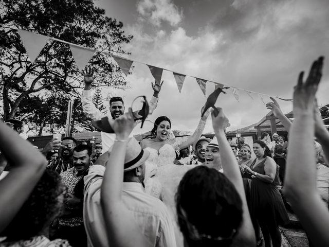 La boda de Nathanael y Evelin en Arucas, Las Palmas 78
