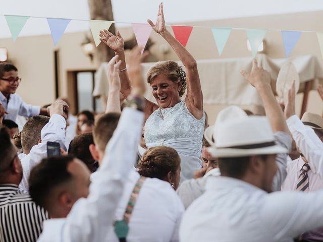 La boda de Nathanael y Evelin en Arucas, Las Palmas 79