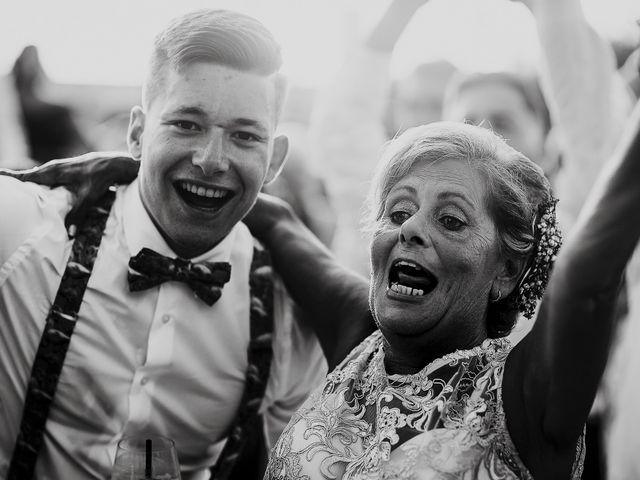 La boda de Nathanael y Evelin en Arucas, Las Palmas 84