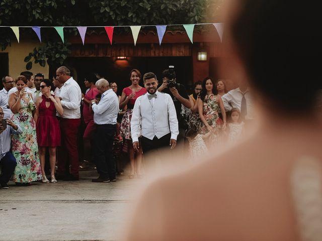 La boda de Nathanael y Evelin en Arucas, Las Palmas 86