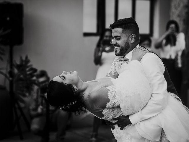 La boda de Nathanael y Evelin en Arucas, Las Palmas 87