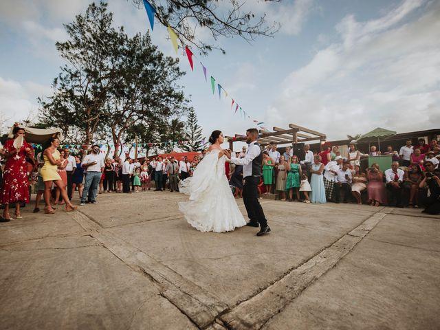 La boda de Nathanael y Evelin en Arucas, Las Palmas 88