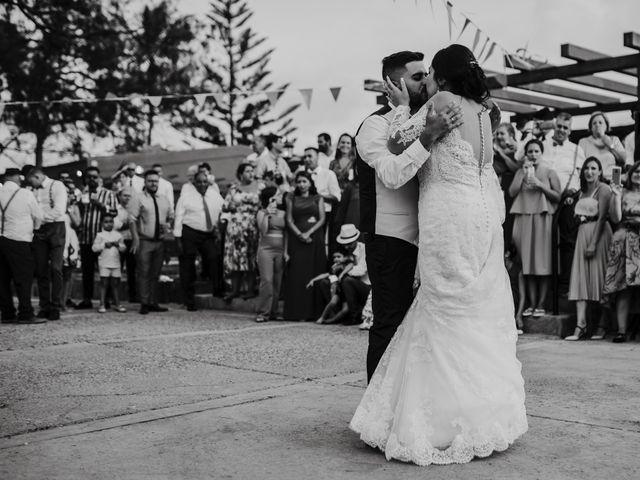 La boda de Nathanael y Evelin en Arucas, Las Palmas 89