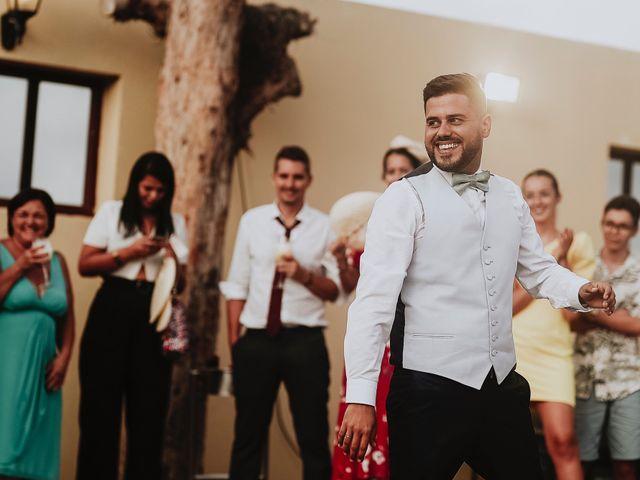 La boda de Nathanael y Evelin en Arucas, Las Palmas 91