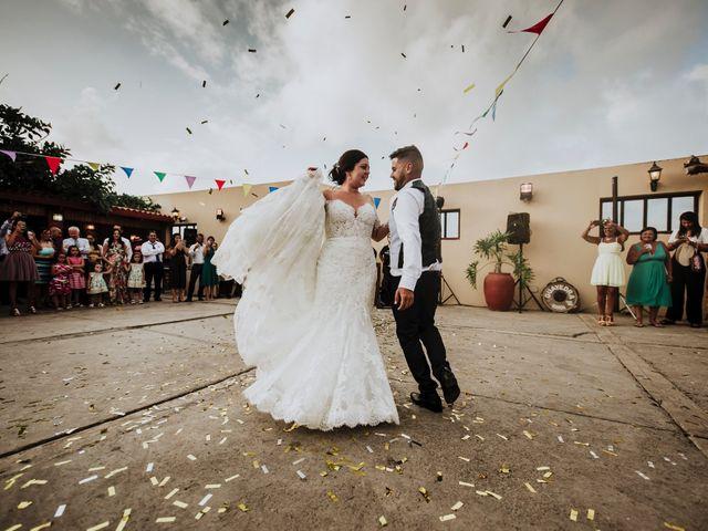 La boda de Nathanael y Evelin en Arucas, Las Palmas 92