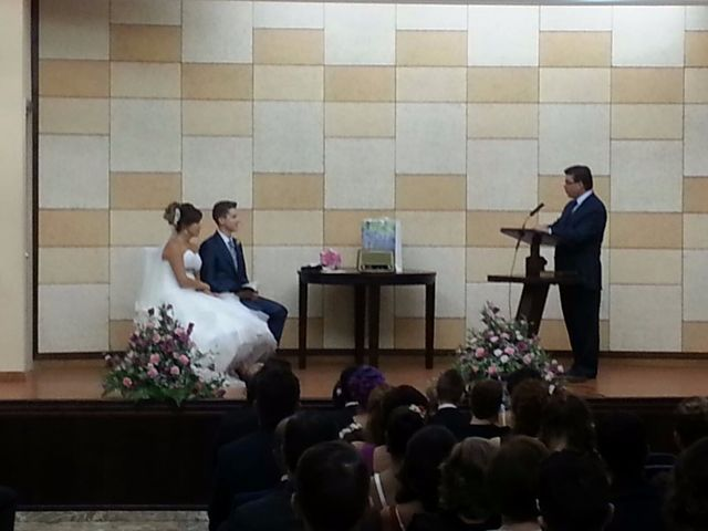 La boda de Jairo y Miriam en Jerez De La Frontera, Cádiz 6