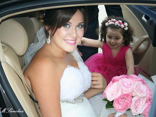 La boda de Jairo y Miriam en Jerez De La Frontera, Cádiz 15