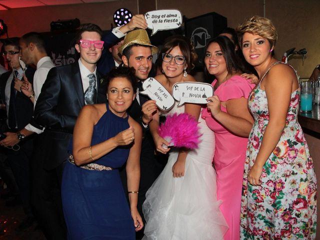 La boda de Jairo y Miriam en Jerez De La Frontera, Cádiz 19