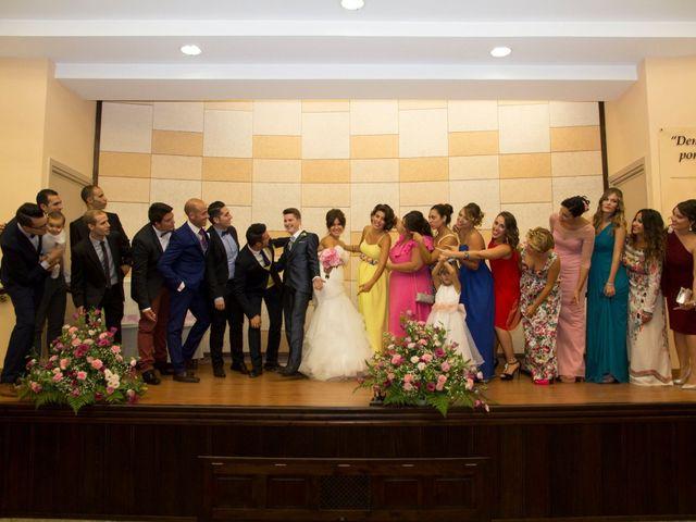 La boda de Jairo y Miriam en Jerez De La Frontera, Cádiz 23