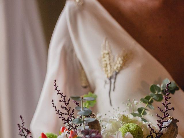 La boda de Fran y Aroa en Badajoz, Badajoz 28