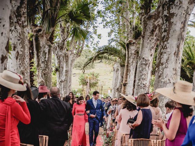 La boda de Fran y Aroa en Badajoz, Badajoz 32