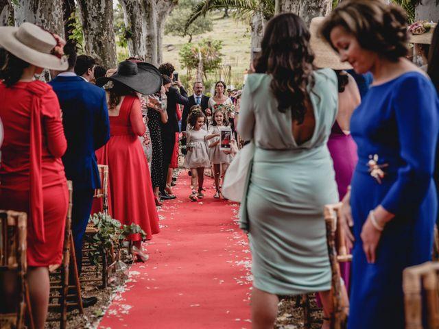 La boda de Fran y Aroa en Badajoz, Badajoz 45