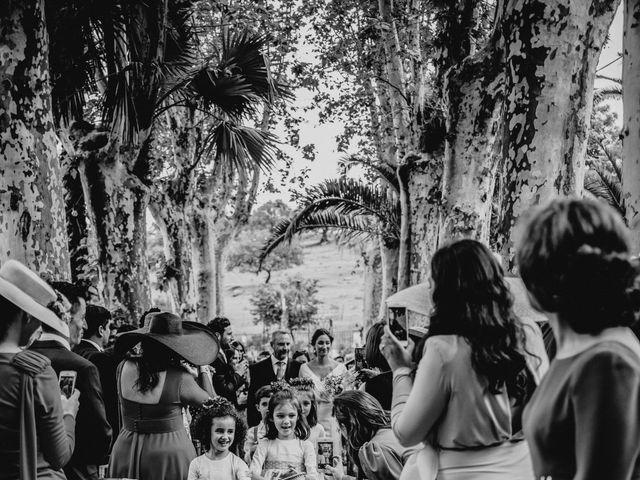 La boda de Fran y Aroa en Badajoz, Badajoz 36