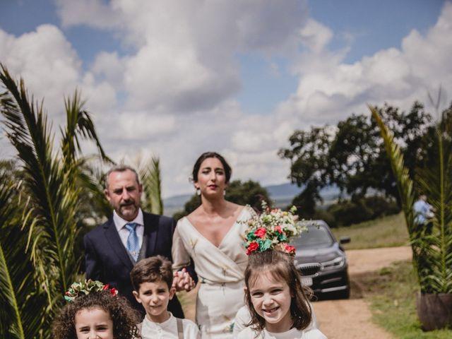La boda de Fran y Aroa en Badajoz, Badajoz 43