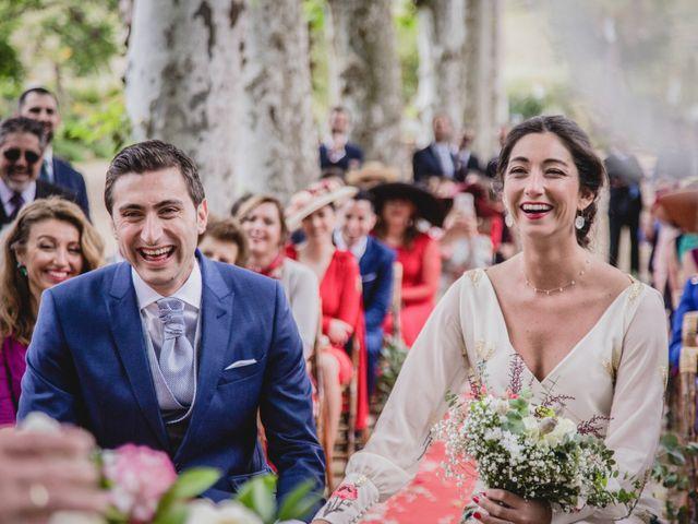 La boda de Aroa y Fran