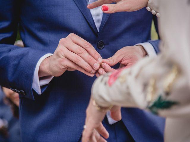 La boda de Fran y Aroa en Badajoz, Badajoz 61