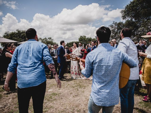 La boda de Fran y Aroa en Badajoz, Badajoz 79