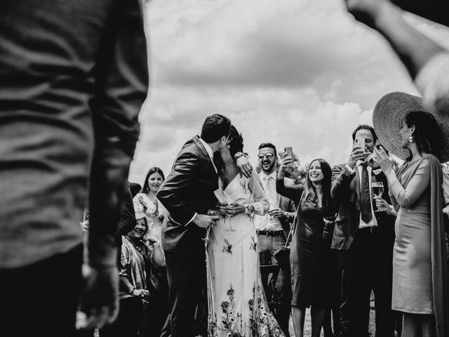 La boda de Fran y Aroa en Badajoz, Badajoz 80