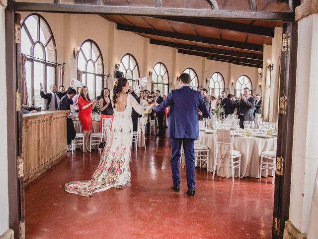 La boda de Fran y Aroa en Badajoz, Badajoz 128