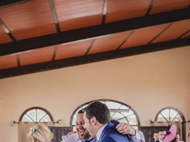 La boda de Fran y Aroa en Badajoz, Badajoz 112