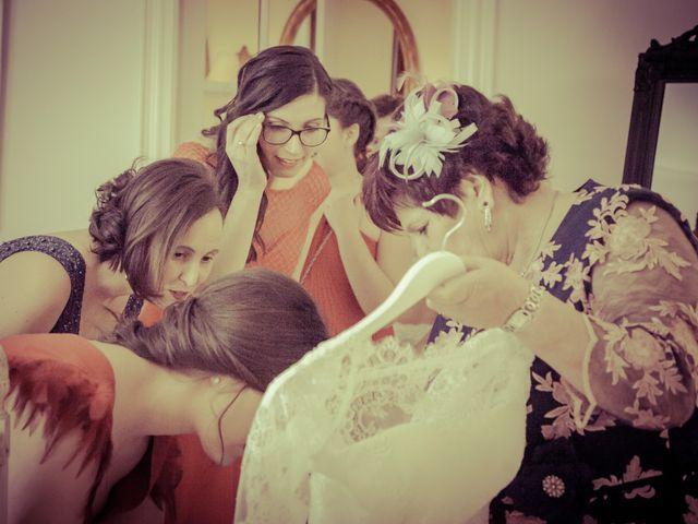 La boda de Álex y Espe en Bueu (Meiro), Pontevedra 8