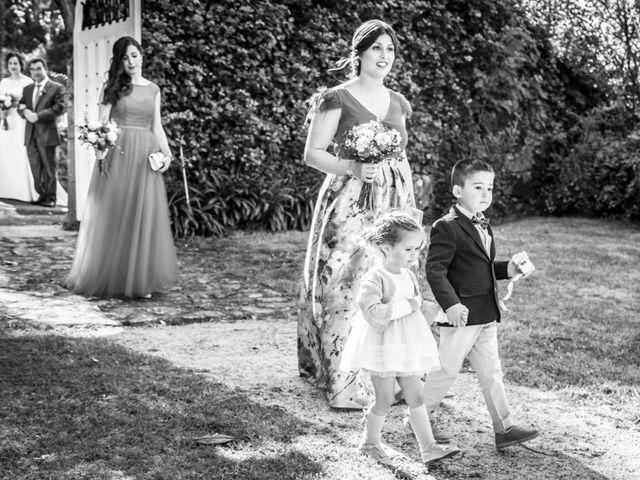 La boda de Álex y Espe en Bueu (Meiro), Pontevedra 14