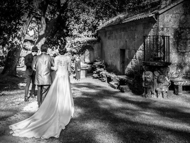 La boda de Álex y Espe en Bueu (Meiro), Pontevedra 15