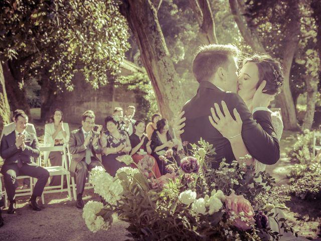 La boda de Álex y Espe en Bueu (Meiro), Pontevedra 22