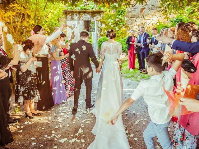 La boda de Álex y Espe en Bueu (Meiro), Pontevedra 23