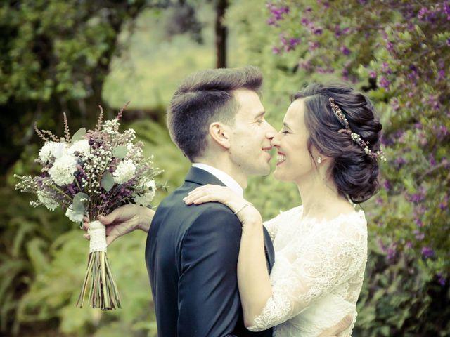 La boda de Álex y Espe en Bueu (Meiro), Pontevedra 24
