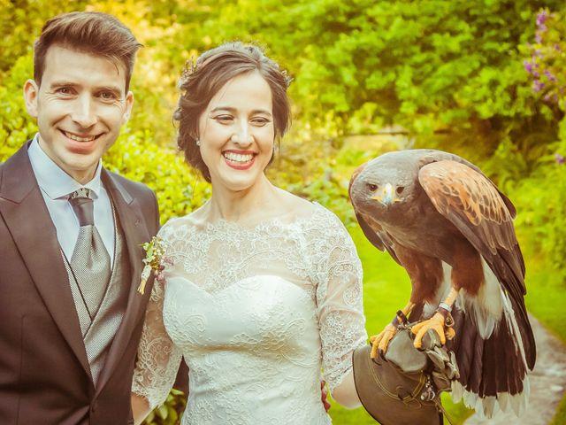 La boda de Álex y Espe en Bueu (Meiro), Pontevedra 25