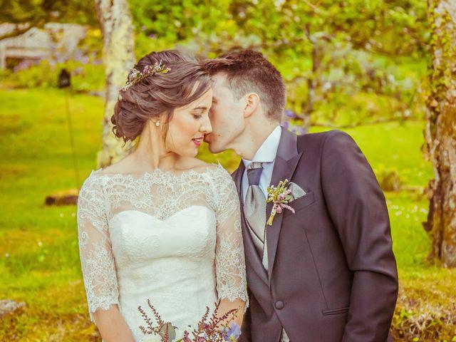 La boda de Álex y Espe en Bueu (Meiro), Pontevedra 27