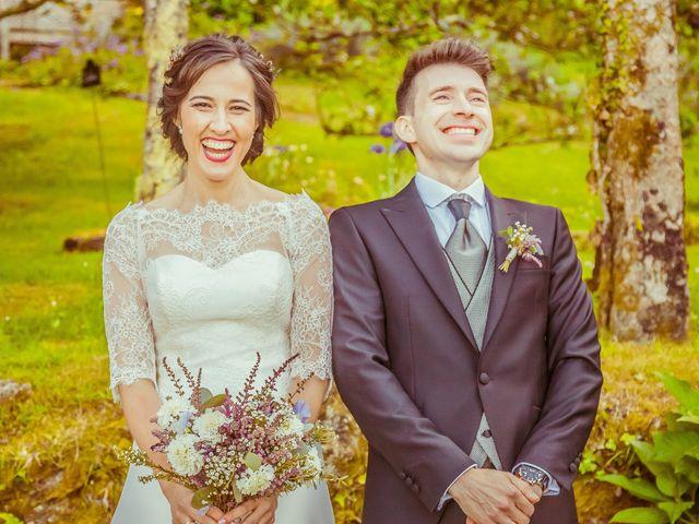 La boda de Espe y Álex