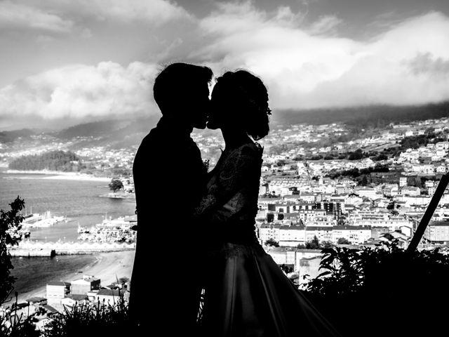 La boda de Álex y Espe en Bueu (Meiro), Pontevedra 28