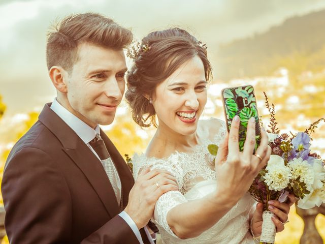 La boda de Álex y Espe en Bueu (Meiro), Pontevedra 30