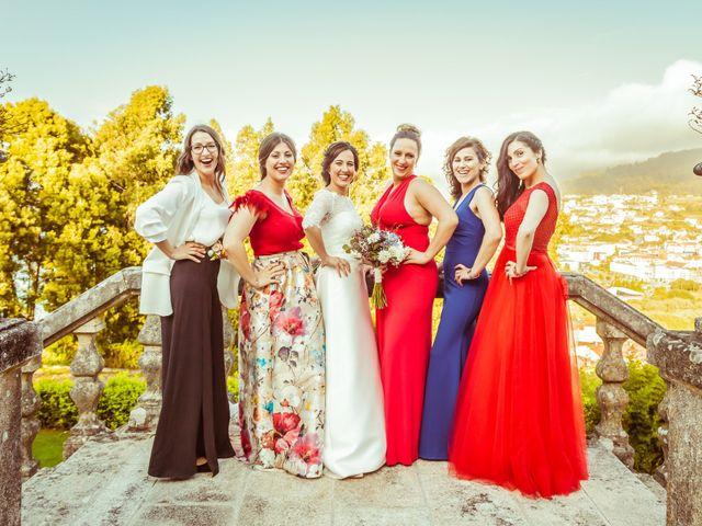 La boda de Álex y Espe en Bueu (Meiro), Pontevedra 31