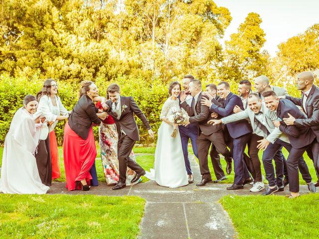 La boda de Álex y Espe en Bueu (Meiro), Pontevedra 34