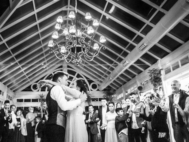 La boda de Álex y Espe en Bueu (Meiro), Pontevedra 43