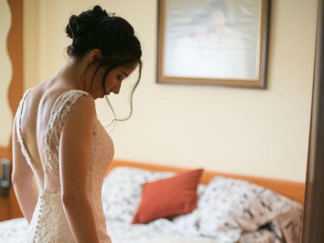 La boda de Daniel y Laura  en Monistrol De Montserrat, Barcelona 3