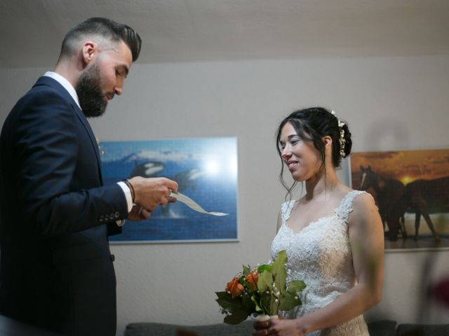 La boda de Daniel y Laura  en Monistrol De Montserrat, Barcelona 2