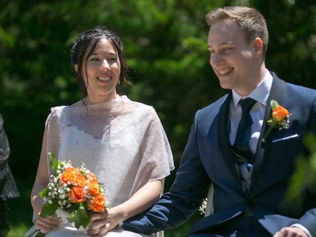La boda de Daniel y Laura  en Monistrol De Montserrat, Barcelona 7