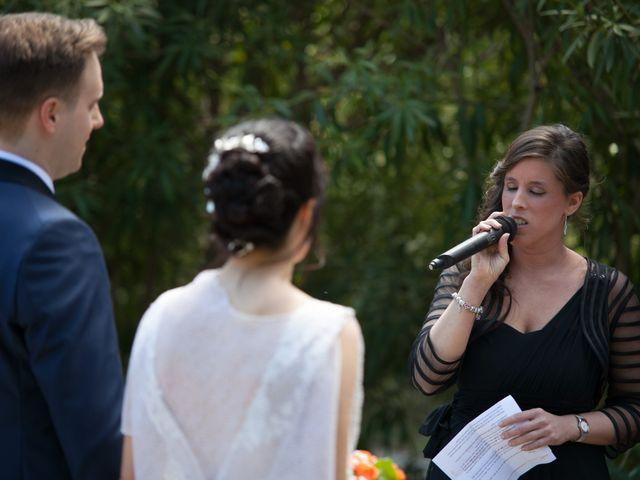 La boda de Daniel y Laura  en Monistrol De Montserrat, Barcelona 15