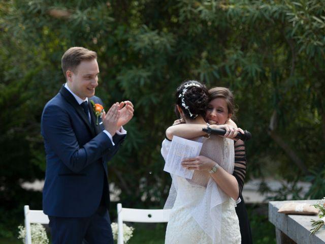 La boda de Daniel y Laura  en Monistrol De Montserrat, Barcelona 16