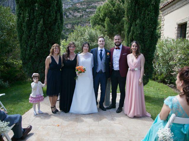 La boda de Daniel y Laura  en Monistrol De Montserrat, Barcelona 18
