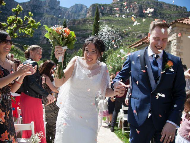La boda de Daniel y Laura  en Monistrol De Montserrat, Barcelona 19