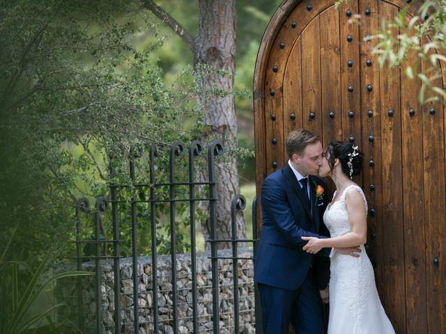 La boda de Daniel y Laura  en Monistrol De Montserrat, Barcelona 21
