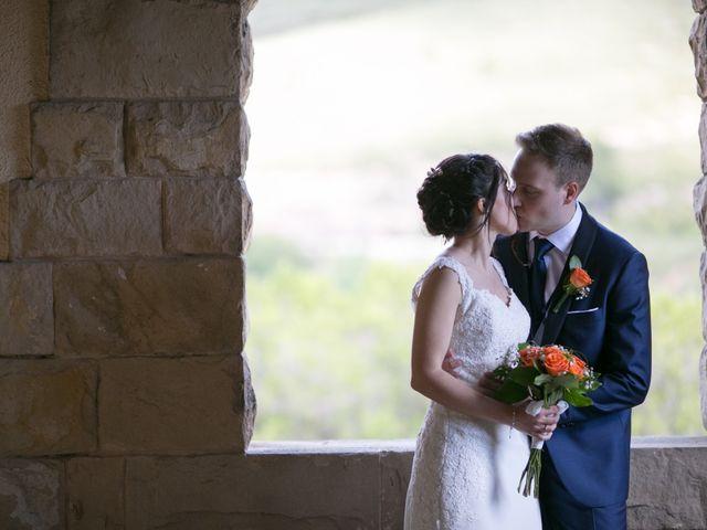 La boda de Daniel y Laura  en Monistrol De Montserrat, Barcelona 22