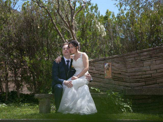 La boda de Daniel y Laura  en Monistrol De Montserrat, Barcelona 27